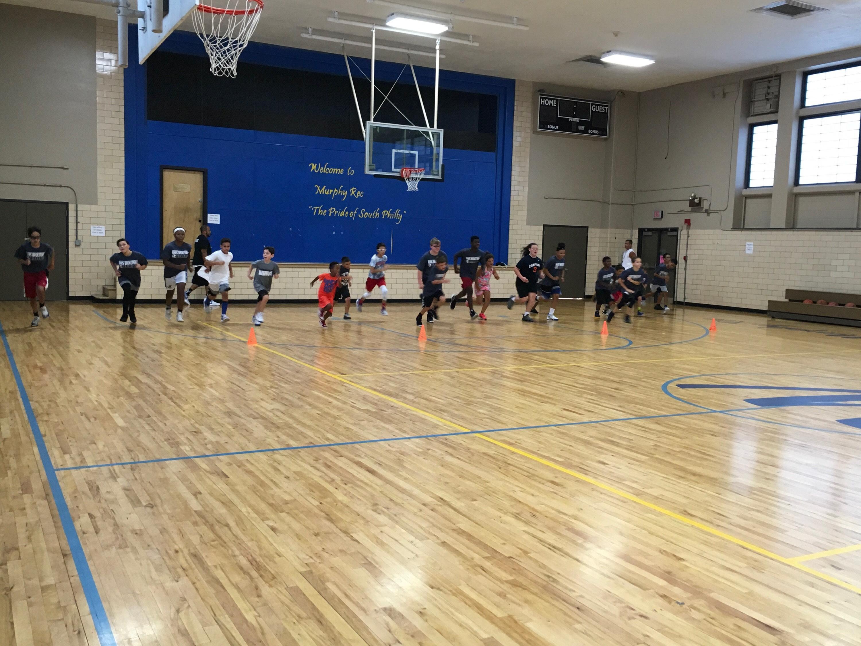 2017 AllStar Academy at Murphy Recreation