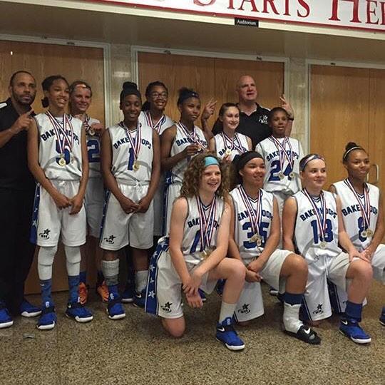2016 7th Grade Super Regional Champions & 8th Grade Super Regional Champions