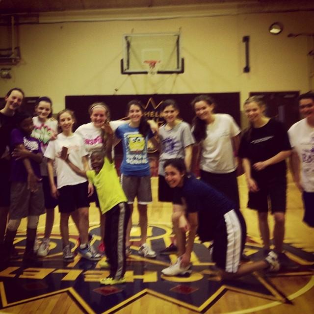 Kohelet Yeshiva Girls High School Team