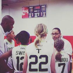 2014 5th Grade Girls Team