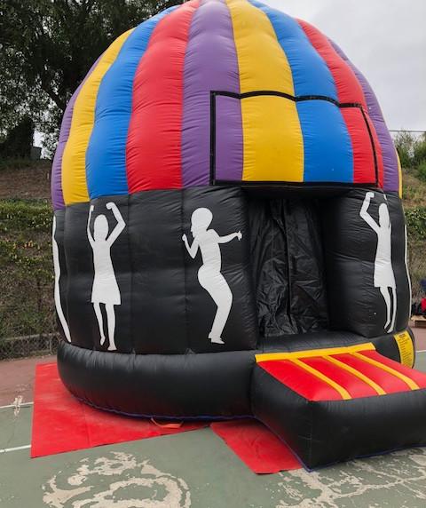 Dome Dance Jumper
