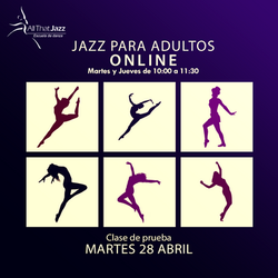 Clases Online Danza (ATJ)