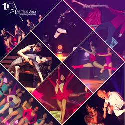 Variedad en Jazz Dance