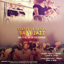 Clases Baby Jazz (ATJ)