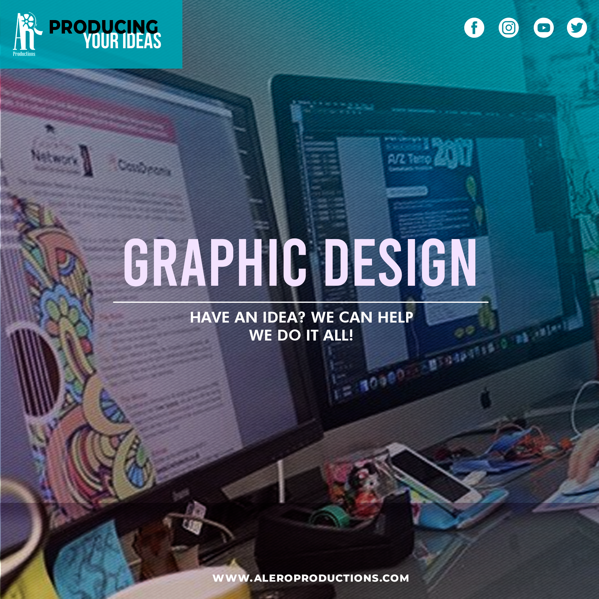 Post Graphic Design Services