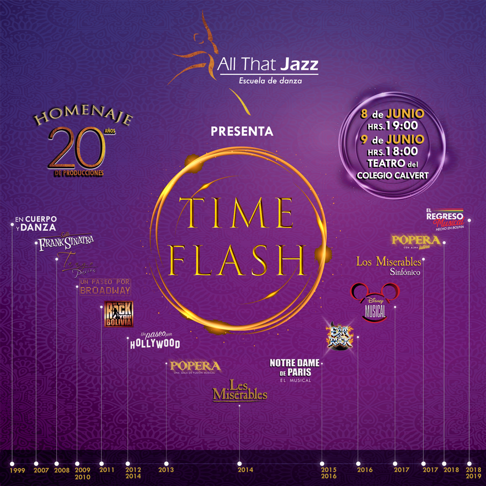 Time Flash-show ATJ