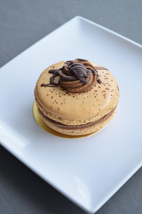 Cappuccino Big Macaron