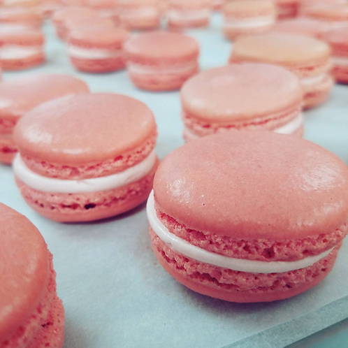French Macarons - Saturday, February 22nd (11am-1:30pm)
