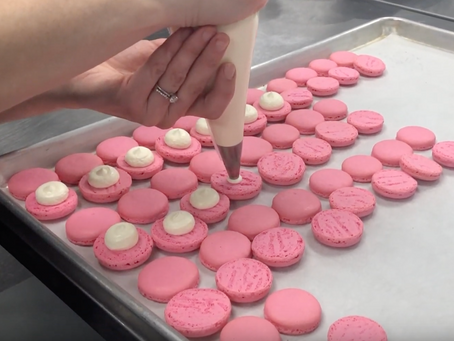 Fill Your Macarons!