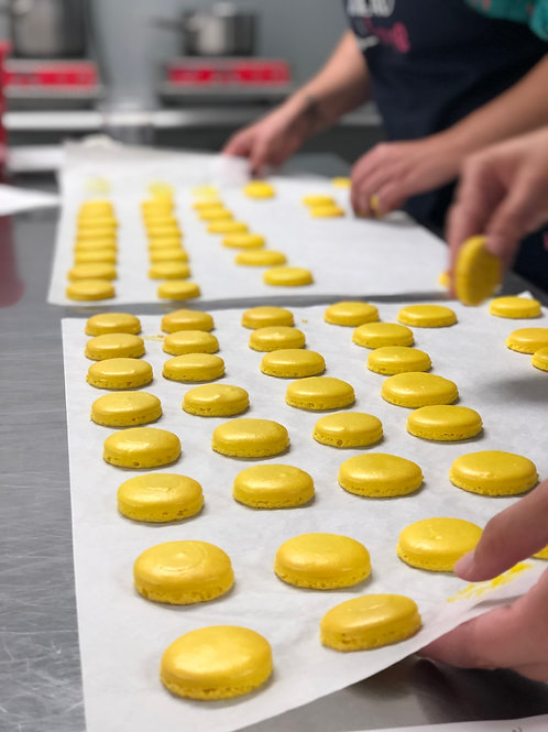 French Macaron Class - Friday, October 9th (6-8:30pm)