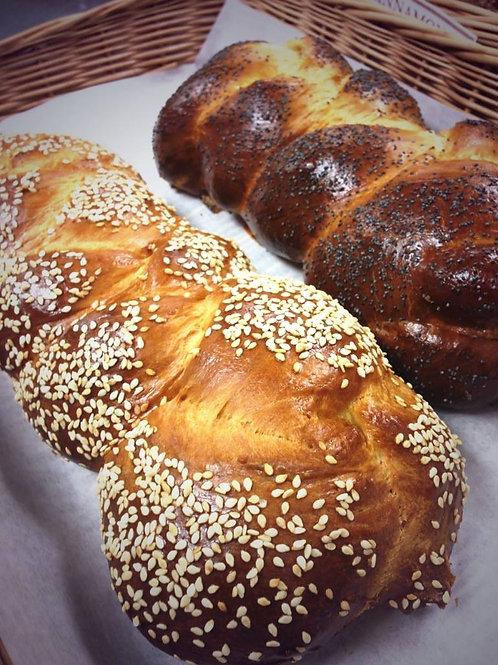 Artisan Breads I - Friday, October 23rd (6-8:30pm)