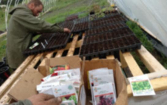 Ferme du castor gras Permaculture agriculture durable québec
