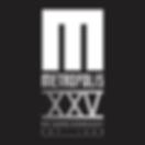 Metropolis Logo 25 Years.png