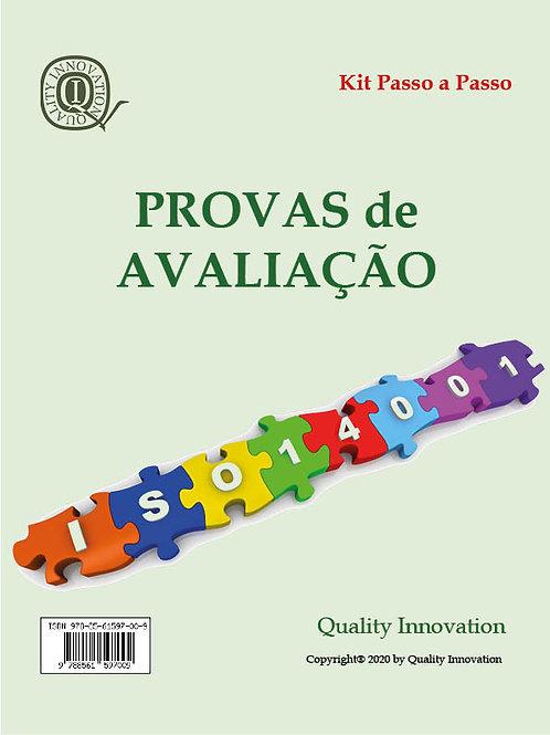 Testes de conhecimento da ISO 14001