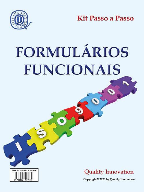 Formulários  da ISO 9001