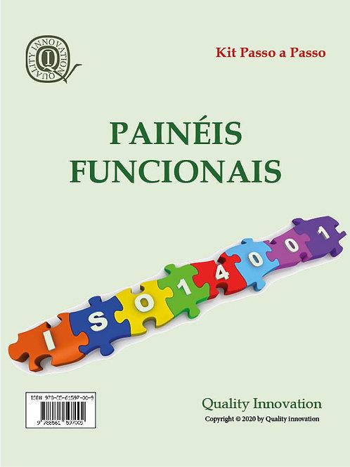 Painéis de Apoio da ISO 14001