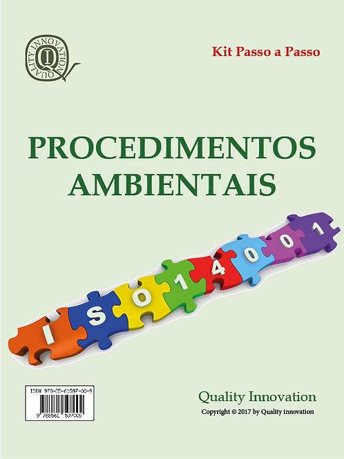 Procedimentos Ambientais da ISO 14001