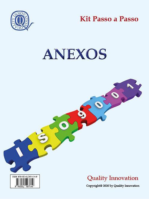 Anexos de Apoio da ISO 9001