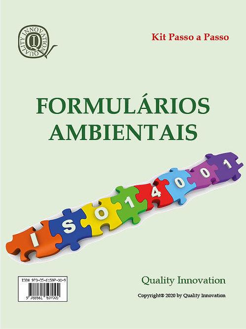 Formulários Ambientais da ISO 14001