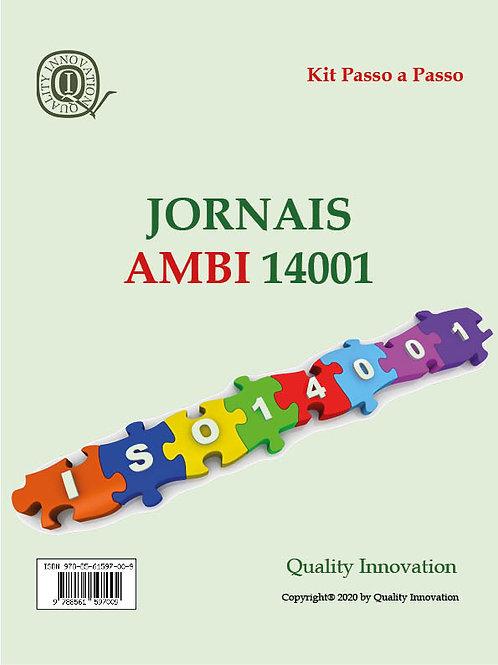 Jornais informativos sobre a ISO 14001