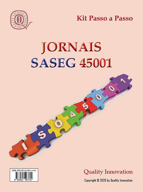 Jornais informativos da ISO 45001