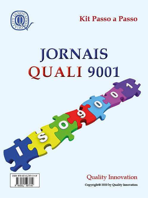 Informativo interno sobre a ISO 9001