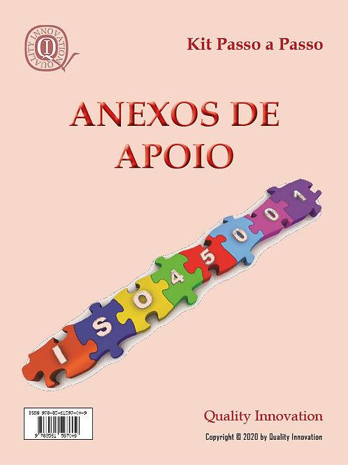 Anexos de Apoio da ISO 45001