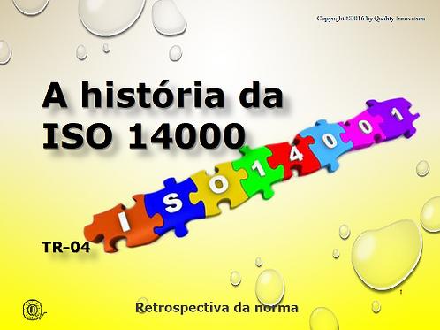 A história da ISO 14000