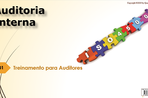 Treinamento de Auditores