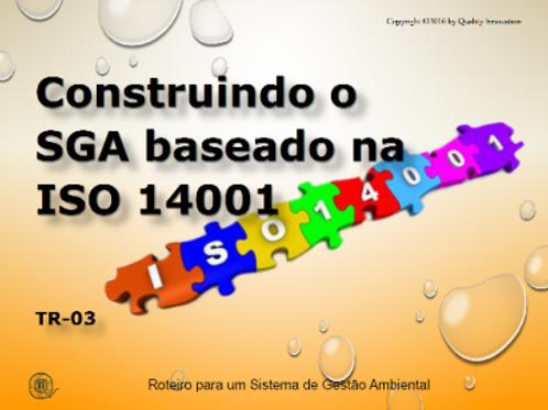 Construindo o SGA-ISO 14001