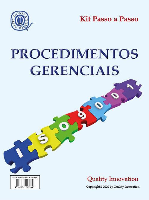 Procedimentos  da ISO 9001
