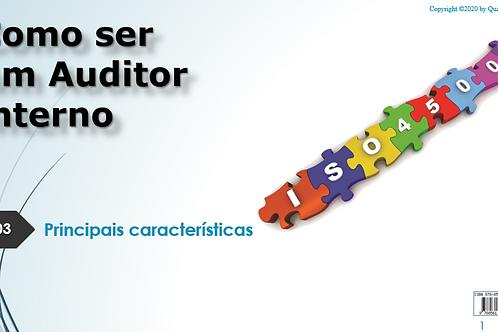 Como ser um Auditor interno