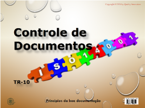 Documentos da ISO 14001