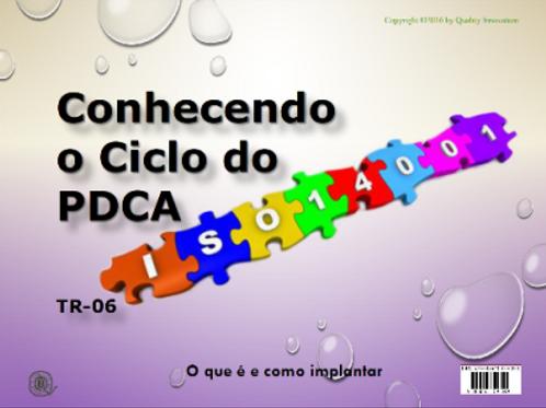 O PDCA aplicado a ISO 14001