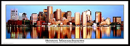 7, Boston Sunset 13.5x39 Framed.jpg
