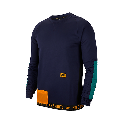 Nike Dri-Fit Therma Long Sleeve Top