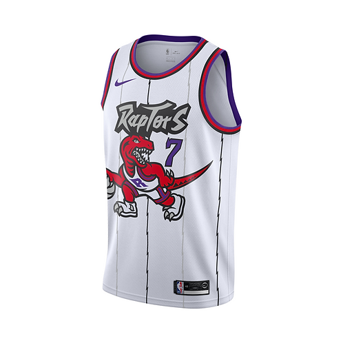 Toronto Raptors Nike NBA Connected Swingman Jersey