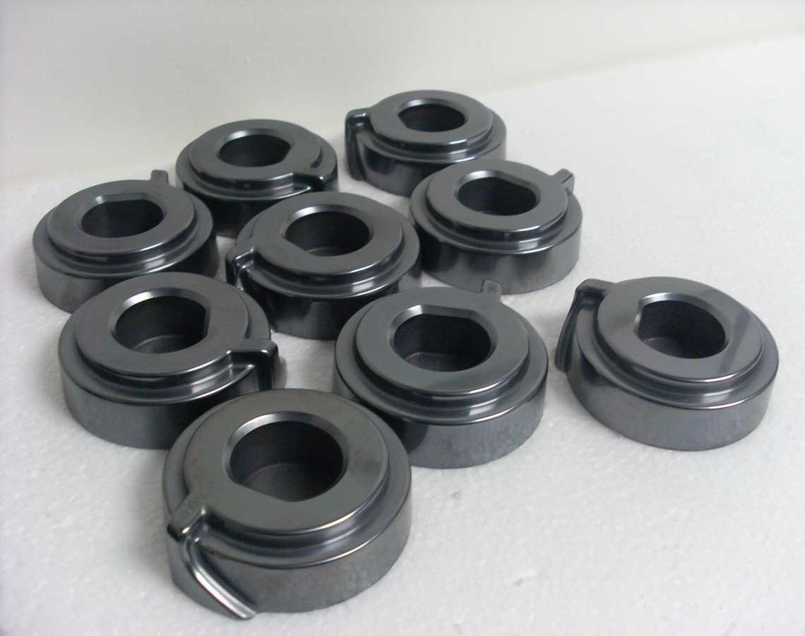 Aluminium Pressure Die Casting Inserts Manufactured on 5 Axis CNC