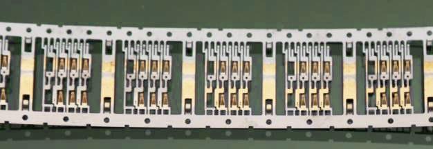 Electronics - Parts: SIM Card Contact