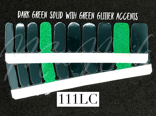 Luxe Nail Polish Strip 111LC