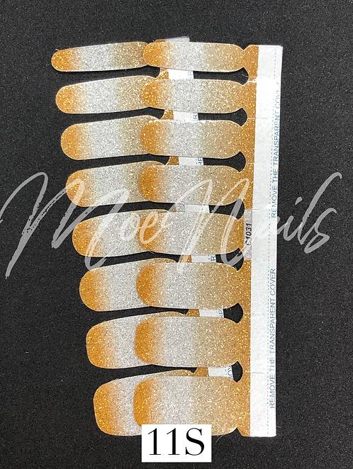 No-Heat Vinyl Nail Strips 11S