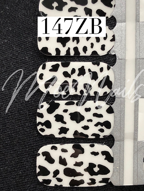 Nail Polish Strip 147ZB