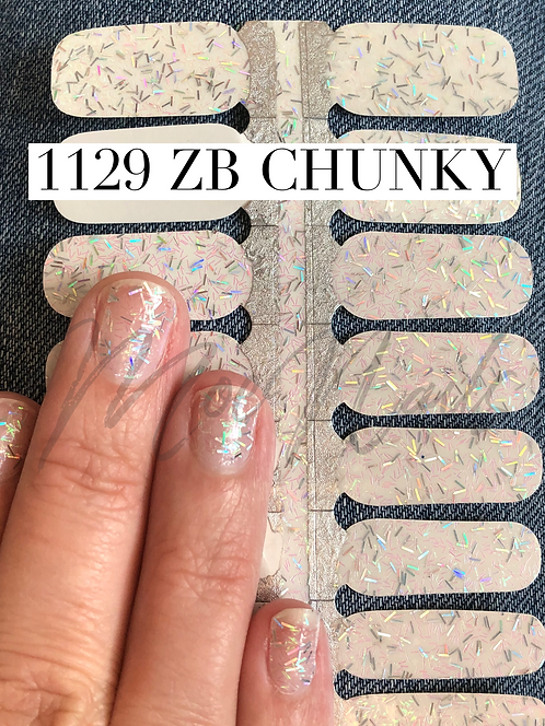 Nail Polish Strip 1129ZB