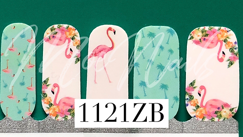 Nail Polish Strip 1121ZB