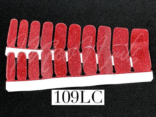 Luxe Nail Polish Strip 109LC