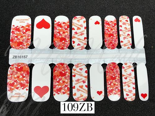 Nail Polish Strip 109ZB