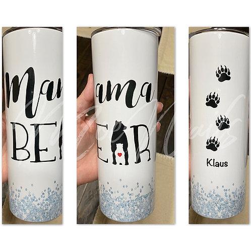 Mama Bear Sublimated Drinkware