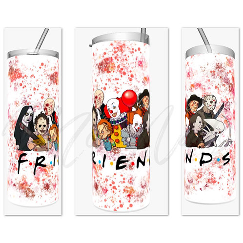 Horror Friends Sublimated Drinkware