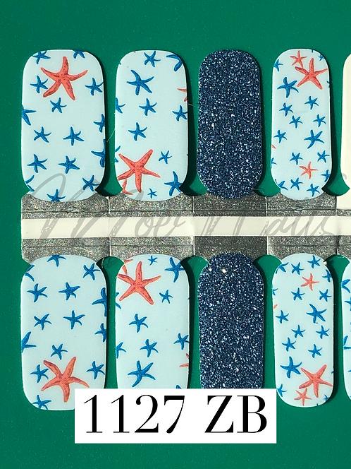 Nail Polish Strip 1127ZB