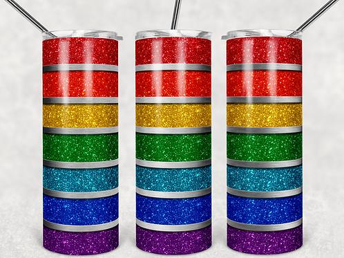 Solid Pride - Sublimated Drinkware